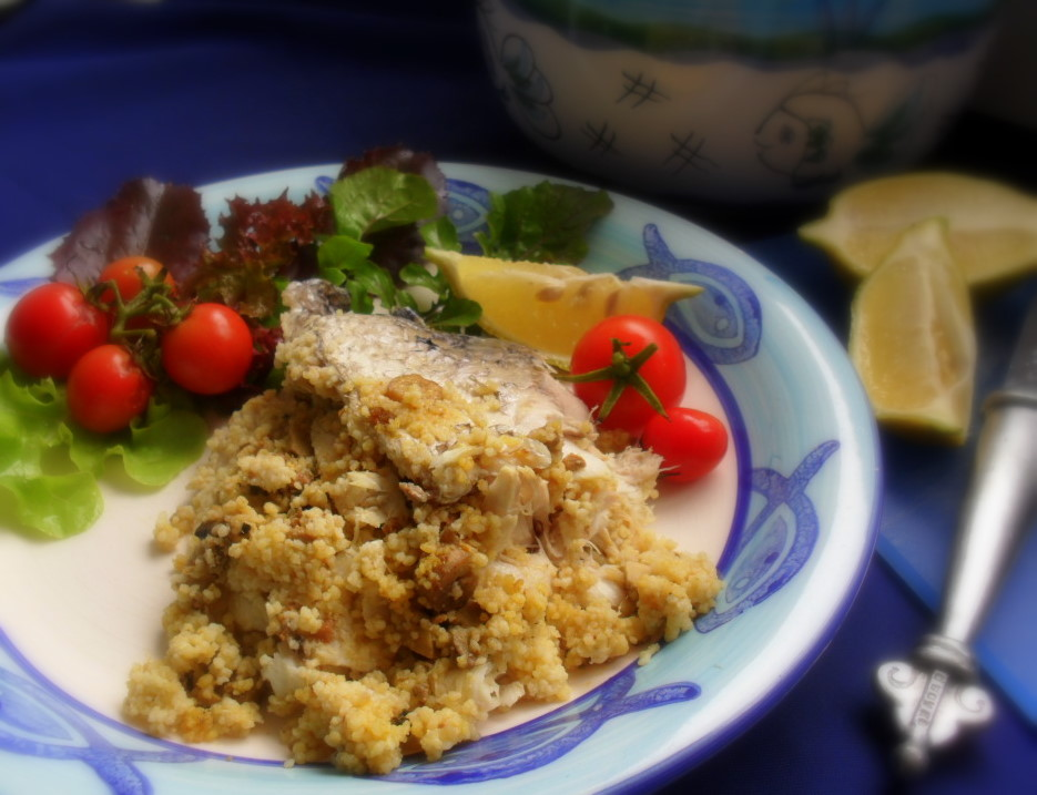 couscous fish recipe