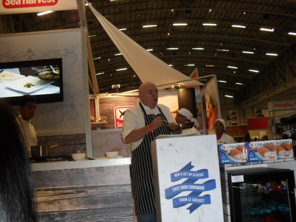 Cape Town Good Food and Wine Show sam 8798